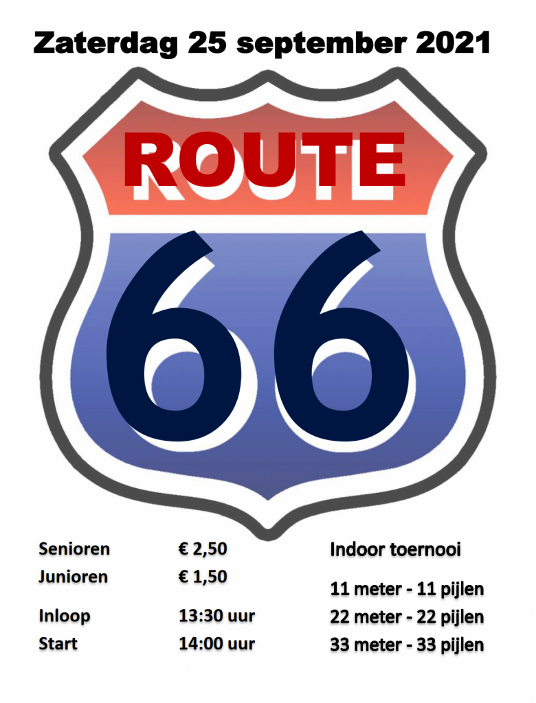 Flyer Route 66